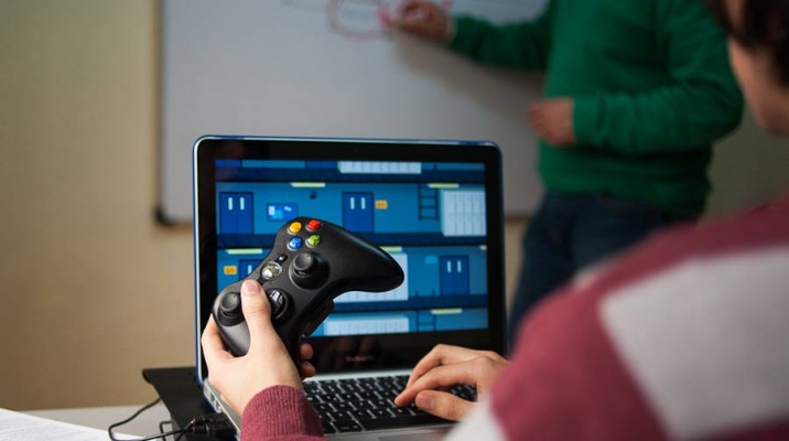Curso sobre desarrollo de videojuegos